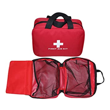 Trustful Empty Small 25*18*8cm Professional For Travel And Sports Emergency Survival First Aid Kit Medical Bag Picnic Bags
