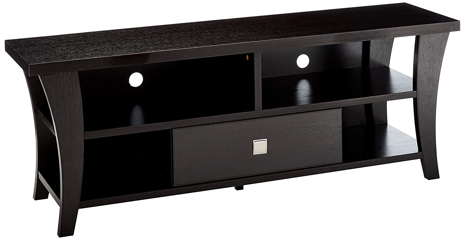 Coaster 700497-CO 60 Tv Stand, Cappuccino