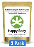Organic Sulfur Crystals - 99% Pure MSM