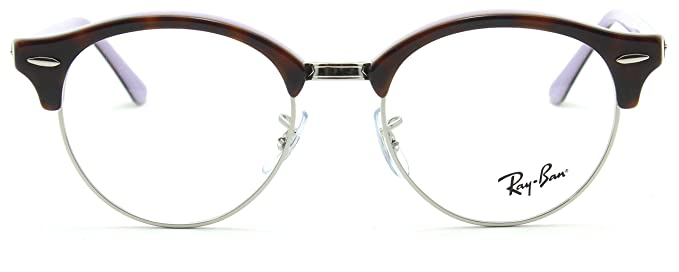 fb8b2237097 Image Unavailable. Image not available for. Color  Ray-Ban RX4246V Clubround  Optics Prescription Eyeglasses ...