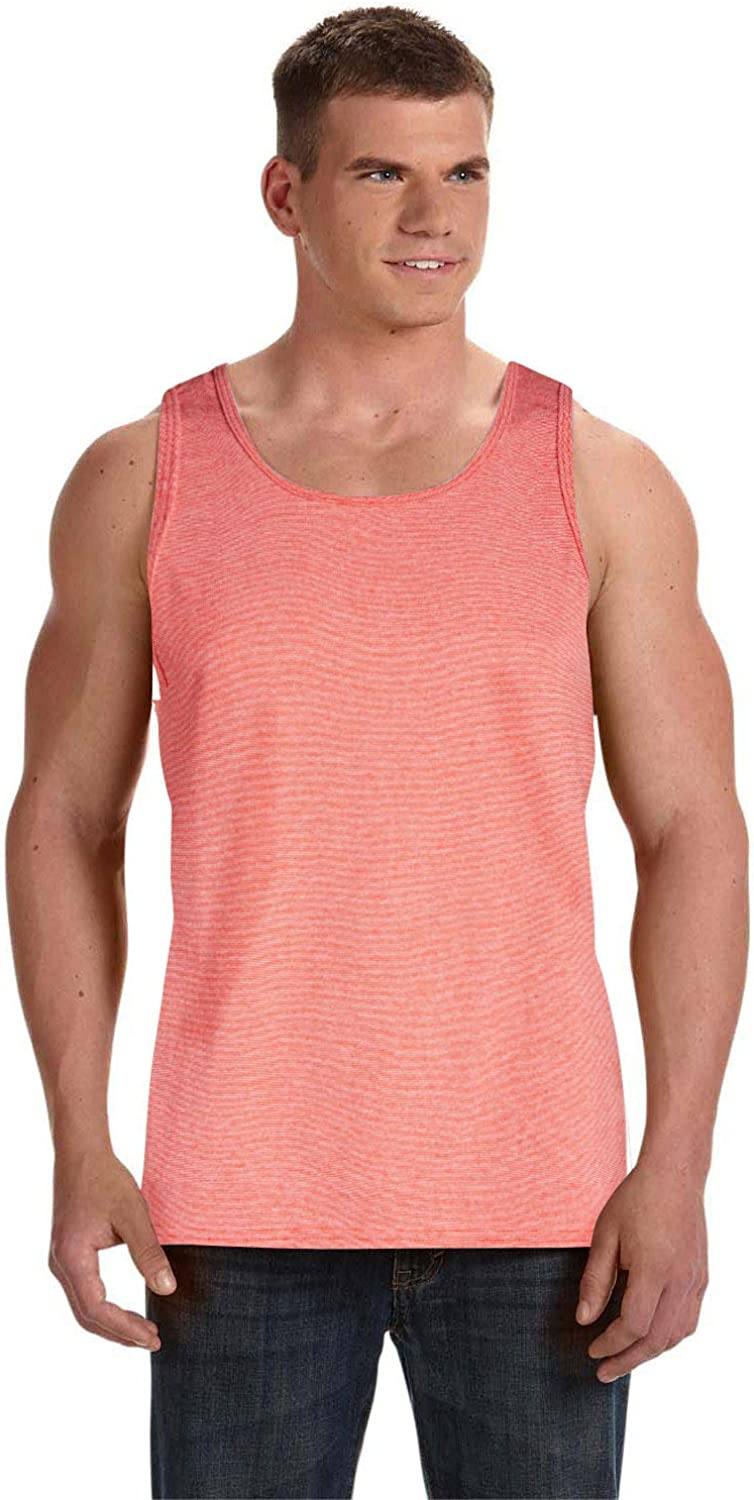Fruit of the Loom Adult 5 oz HD Cotton Tank S - White Style # 39TKR - Original Label