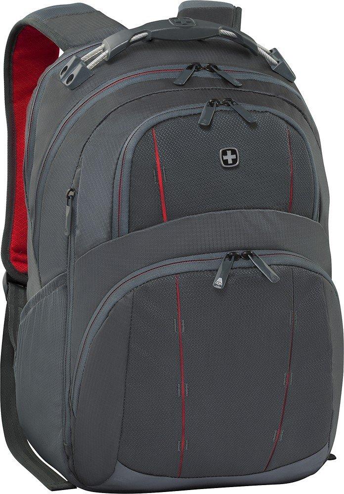 Swiss Gear - Tandem mochila para ordenador portátil de 16 601097 - gris: Amazon.es: Electrónica