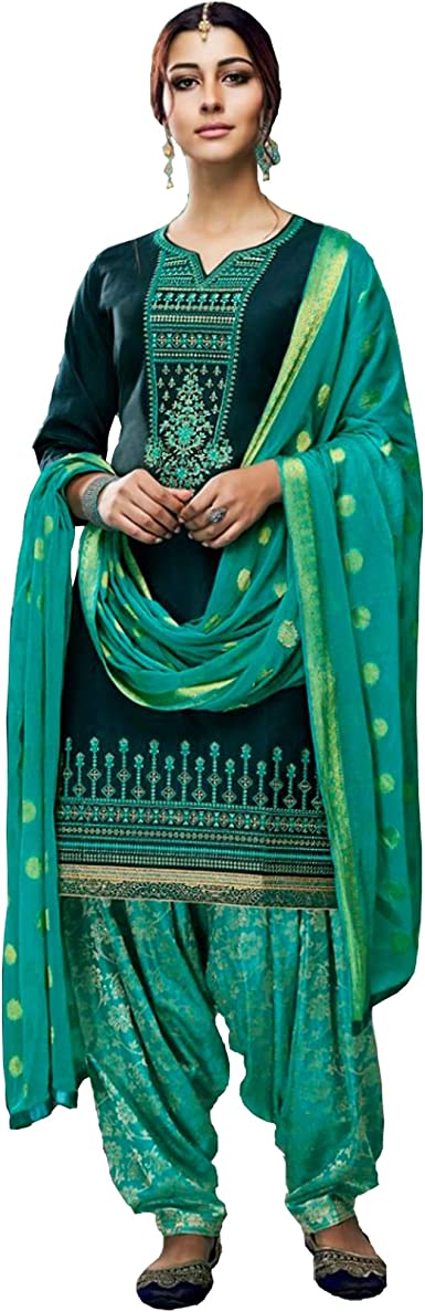 indian pakistani Unstitch salwar kameez suits