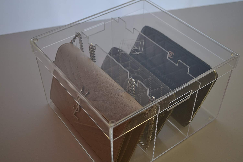 Amazon.com: Luxury Bag Display Case Model A-Multi Designed ...