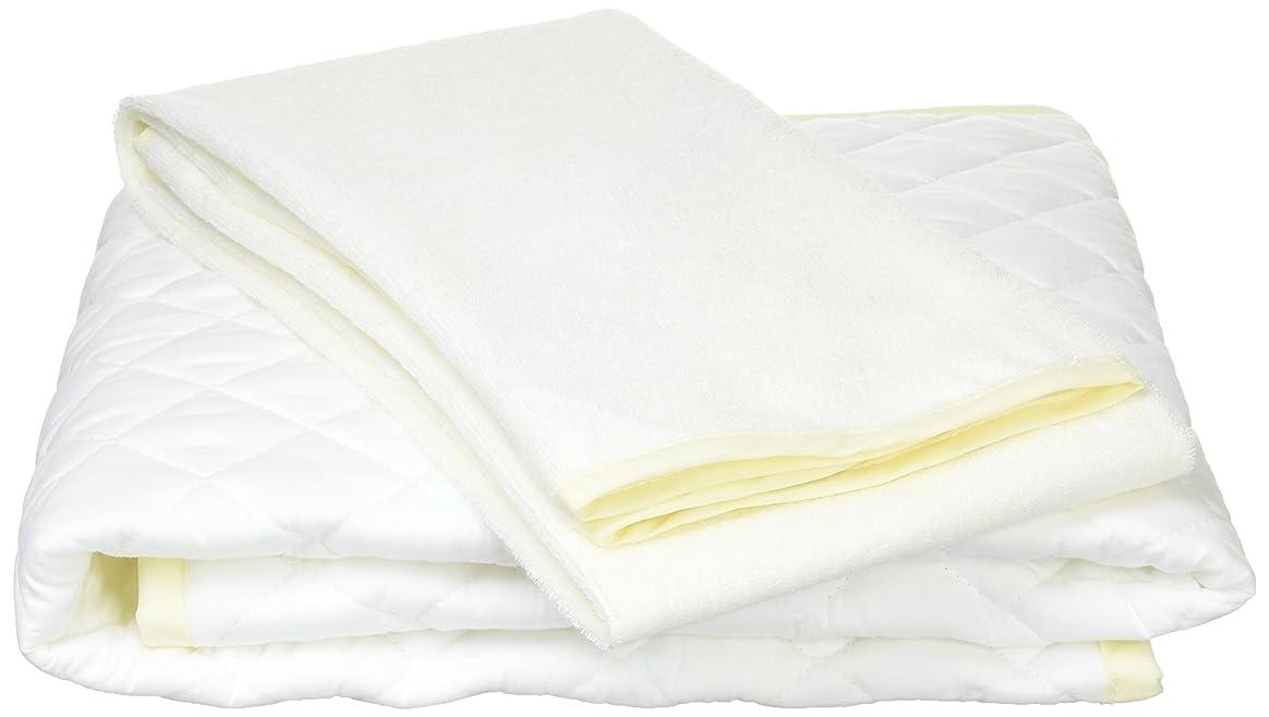 似ているスラック意味のある西川産業 babypuff ドーナツ枕(中) サックス 綿100% LMF1501302