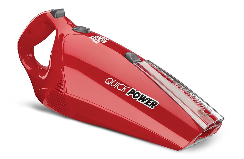 Amazon.com - Dirt Devil Quick Power Bagless Handheld Vacuum, M0896 -  Household Handheld Vacuums