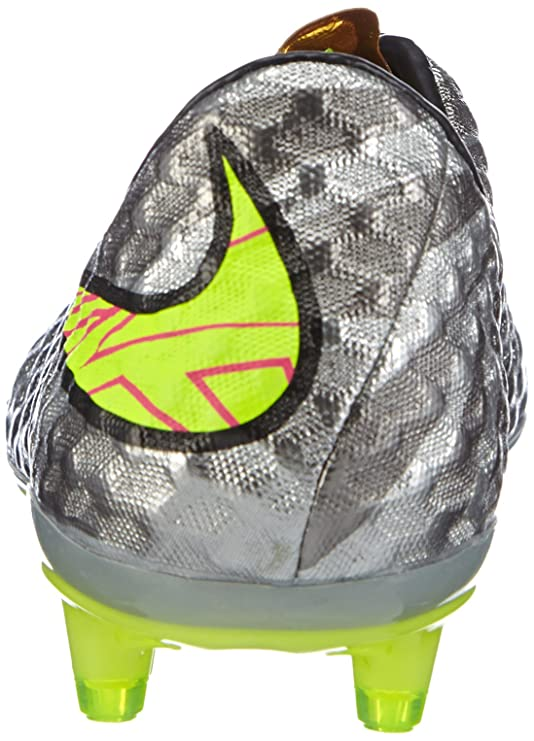 9d8f5ff38 Amazon.com : Nike Hypervenom Phantom Prem FG Chrome/Hyper Pink-MTLC Gold 6  : Sports & Outdoors