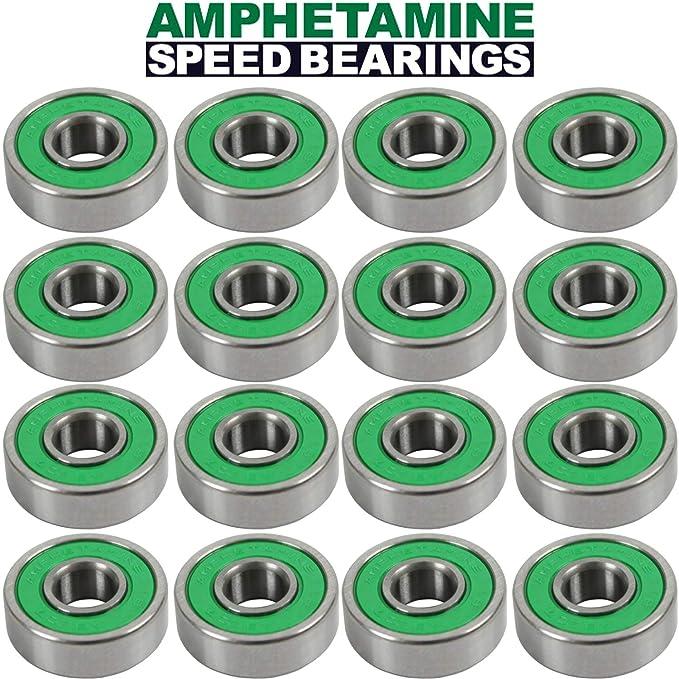 Amphetamine ABEC 7 Inline Skate Bearings