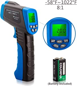 HOLDPEAK Digital Laser Infrared Thermometer