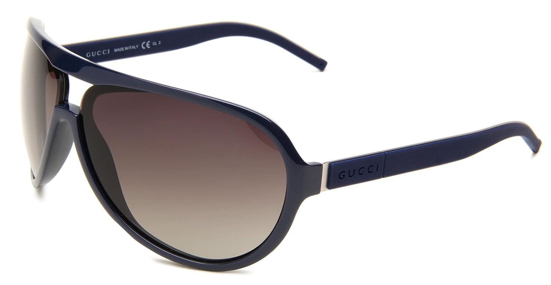 Amazon.com: Gucci de los hombres GUCCI 1639/S Wrap anteojos ...