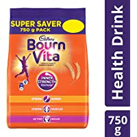 Cadbury Bournvita Health Drink, 750 gm Refill Pack