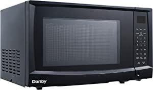 Danby DMW09A2BDB 0.9 cu. ft. Microwave Oven, Black.9 cu.ft