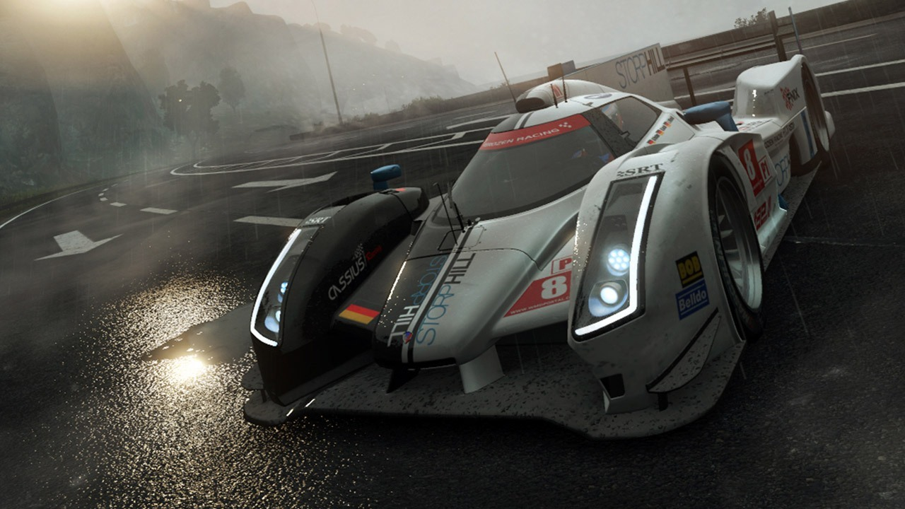 Project Cars Review In Progress Commentary