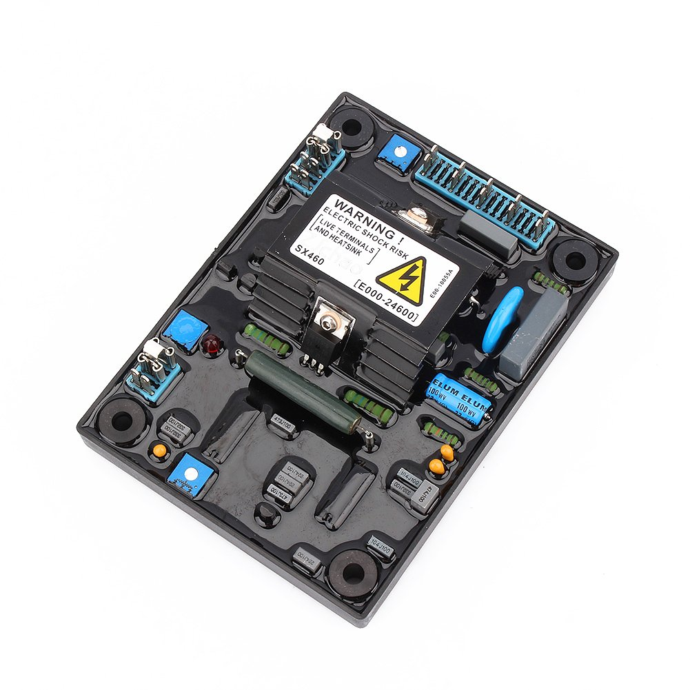 Automatic Voltage Regulator AVR SX460 for Generator Yosoo Yosoo-02135