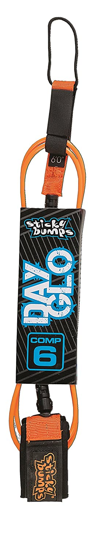 Sticky Bumps Day Glow Comp Leash