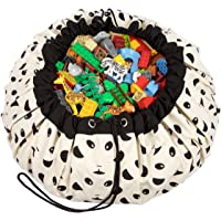 Play&Go Panda Toy Storage Bag