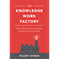 The Knowledge Work Factory: Turning the Productivity Paradox into Value for Your Business