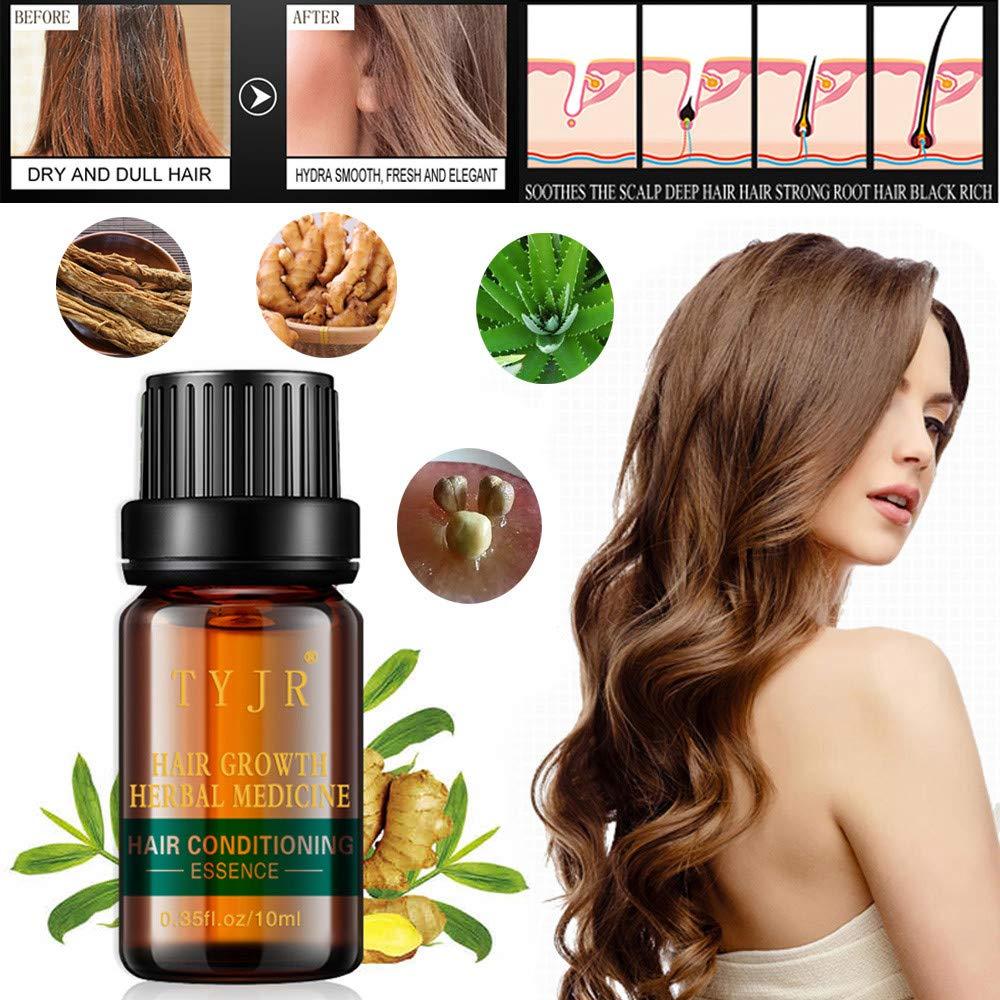 Birdfly Women 10ml Hair Maintenance Essence Fluid Growth Fluid Oil