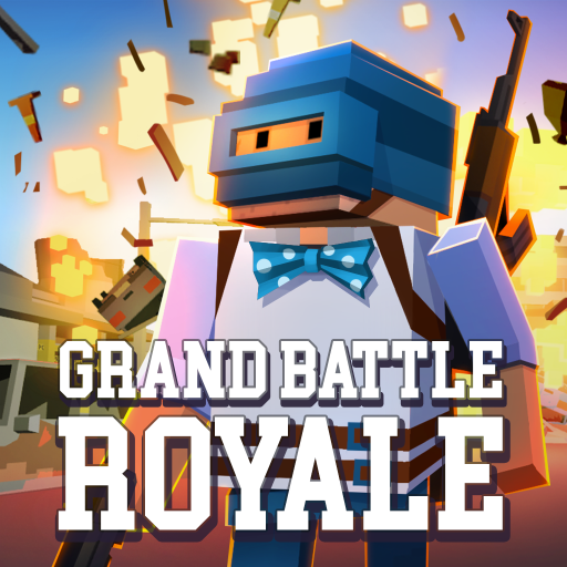 Grand Battle Royale: Pixel FPS (Sniper System)