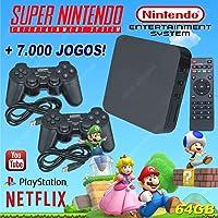 Super Game Box - Video Game Retro Multijogos Com 7000 Jogos