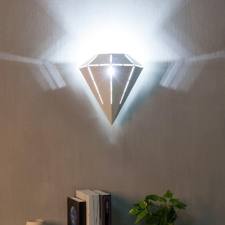 TD Tischlampe Schlafzimmer Nachttischlampe 17 V Taste Schalter