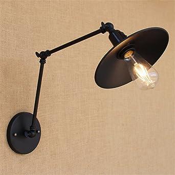 Szfgyj Applique Murale Vintage Industrielle Lampe Murale Applique