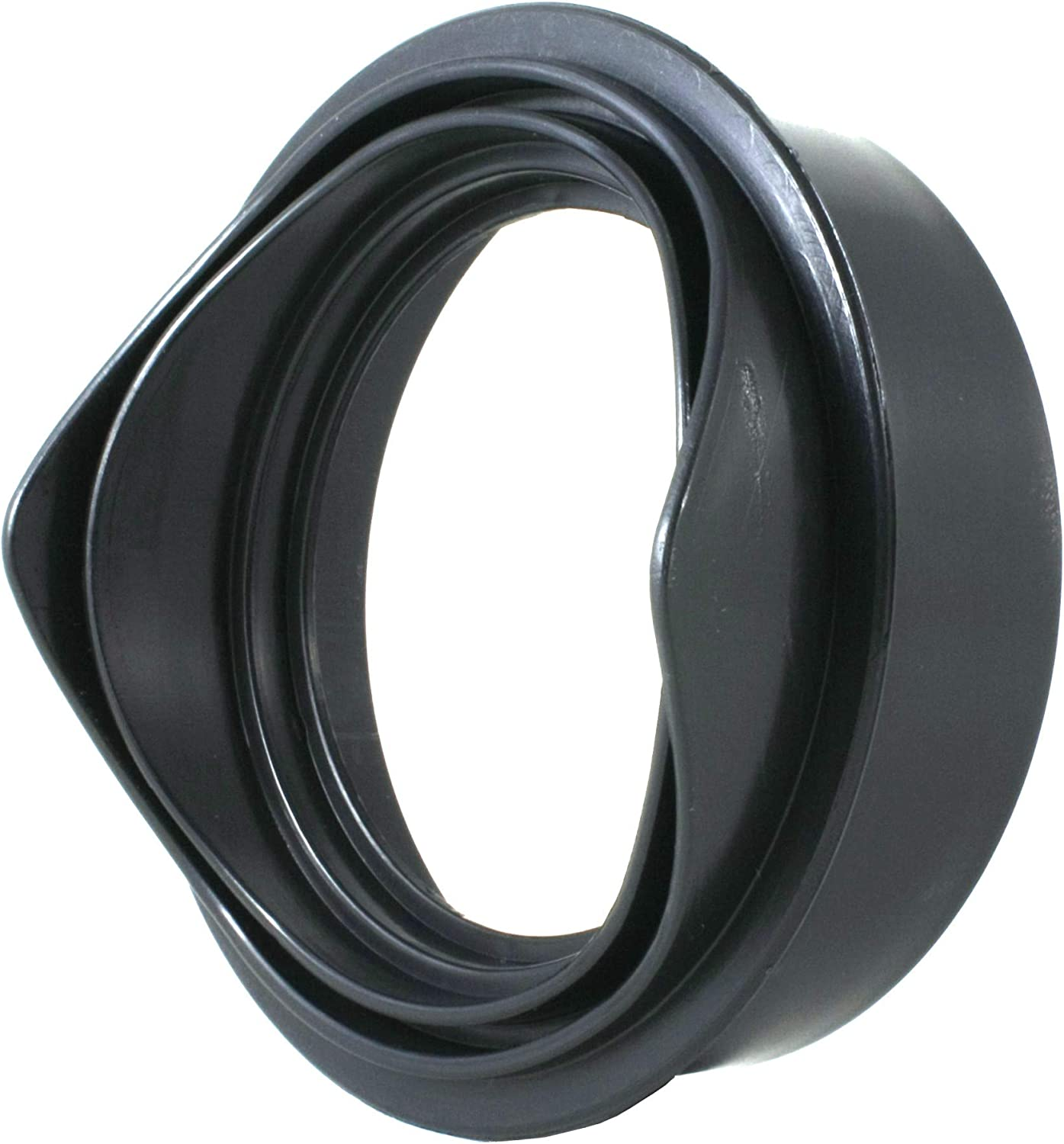 Bottom Outlet Connector for Black Plastic Drain UA-100 Series