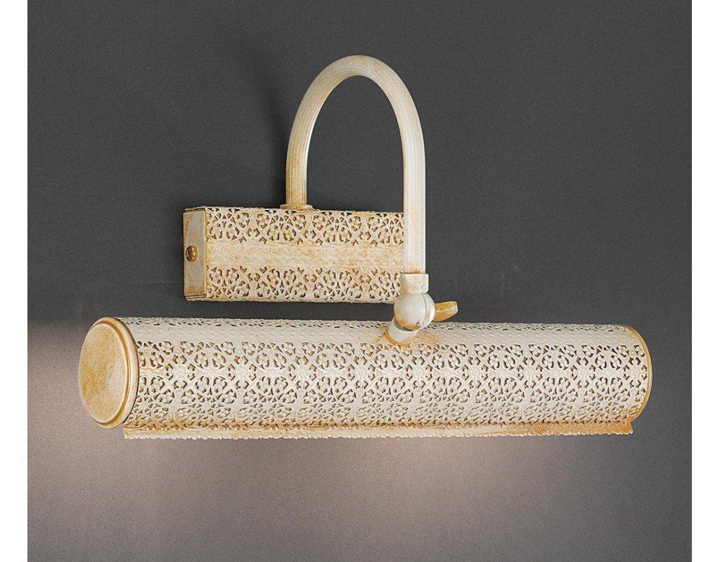 La lampada quadri barocco classica applique e lampada da parete