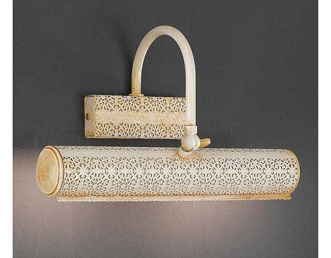 La lampada quadri classica applique e lampada da parete per