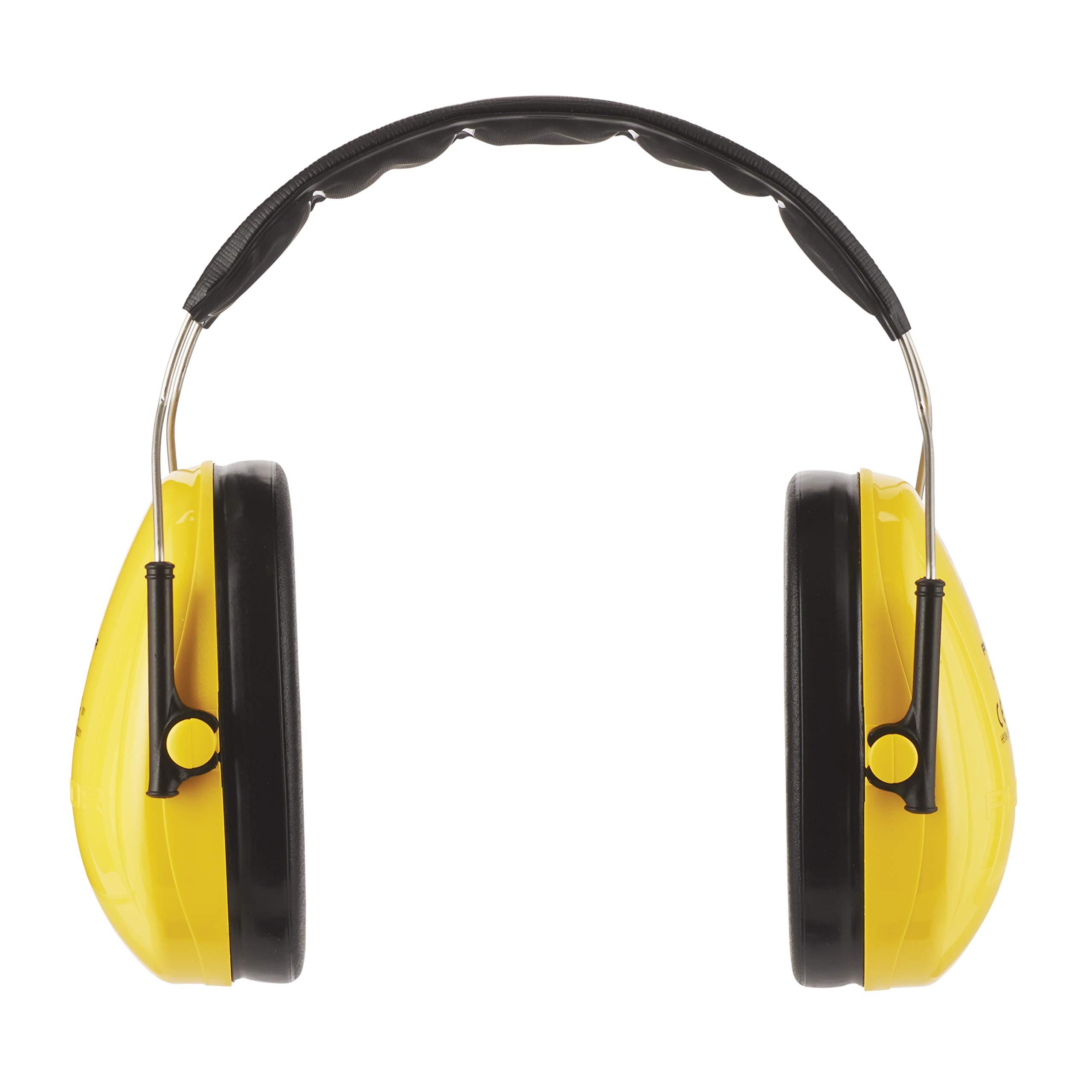 3M Peltor Optime I - Orejeras de protección – protectores auditivos de hasta 98 dB –