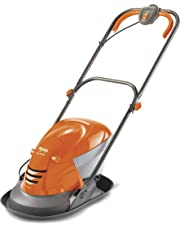 Flymo Hover Vac 250 Electric Hover Collect Lawnmower, 1400W, Cutting Width 25 cm