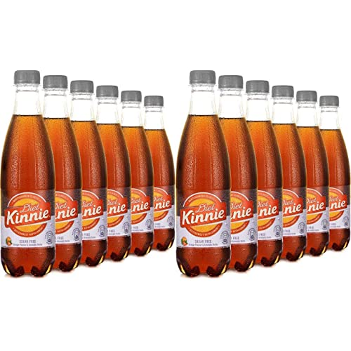 Kinnie Diet Soft Drink 500ml (Case of 12)