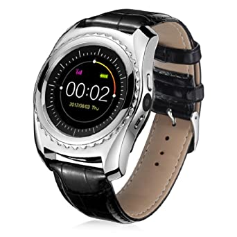 Reloj inteligente multifunción, resistente al agua, monitor de ritmo cardíaco, monitor de presión