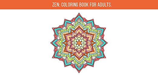 Amazon Com Zen Coloring Book For Adults Appstore For Android