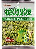 Kasugai 春日井 膨化芥末味青豆米果80g(日本进口)