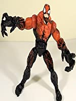 "Marvel Legends TOXIN 6"" inch Review (Toy Biz) Spider-Man series 19"