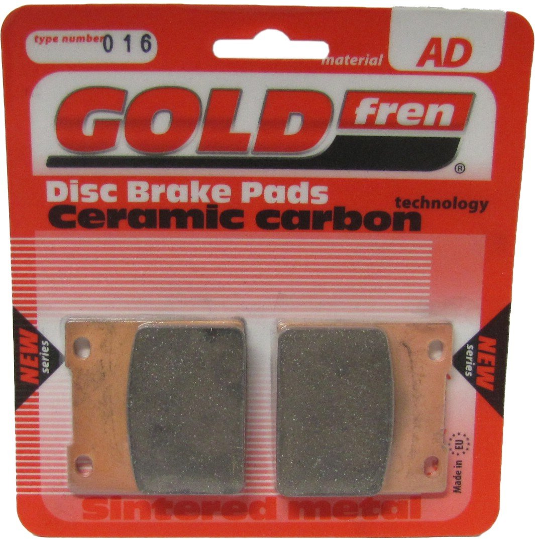 Rear Right Pair Suzuki GSF 1200 Bandit 1996-2005 Brake Disc Pads Goldfren UK Naked