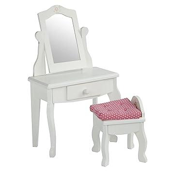 Amazoncom Olivias Little World Princess Vanity Table and