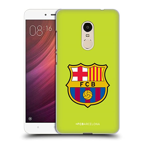 newest a211c 49046 Amazon.com: Official FC Barcelona Away 2018/19 Crest Kit Hard Back ...