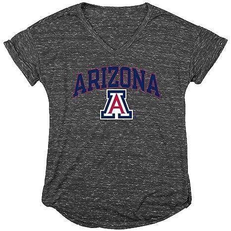 1edd9d20 Amazon.com : Elite Fan Shop NCAA Womens T Shirt Confetti Dark ...