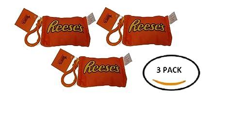 Amazon.com: Pack de 3 – Hershey mundo Chocolate de Reeses de ...