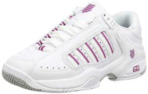 e352f7422870d K-Swiss Defier Rs - Zapatillas de tenis Mujer  Amazon.es  Zapatos y  complementos
