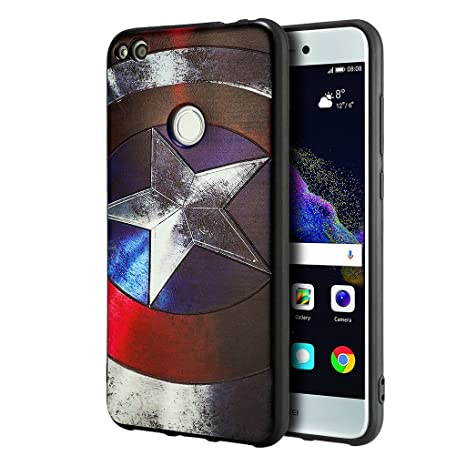 custodia huawei p8 lite 2017 cover case
