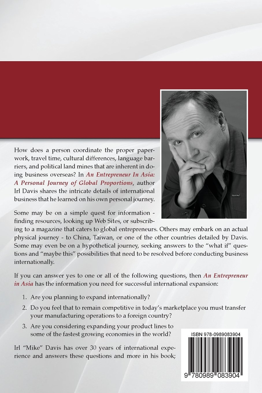 Download e-book An Entrepreneur in Asia: A Personal Journey of
