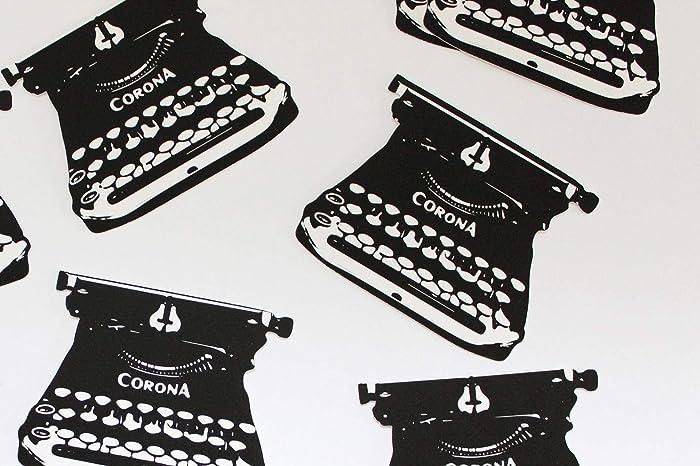 Corona Typewriter Sticker