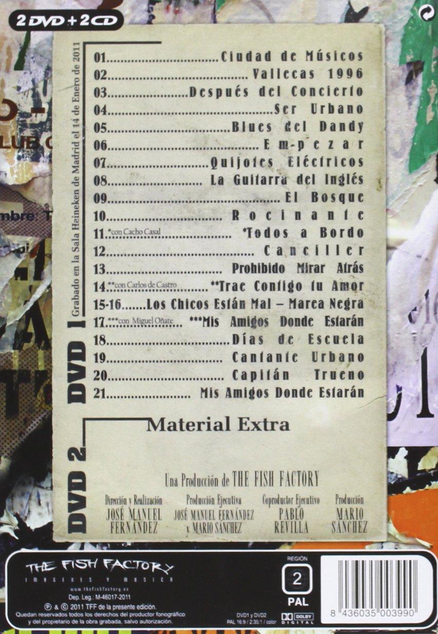 Cierta Noche En Madrid : Topo : Amazon.es: Música