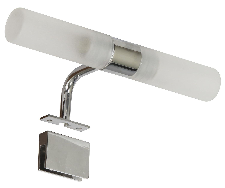 Ranex Trapani Applique De Miroir De Salle De Bain - Ampoule tube salle de bain