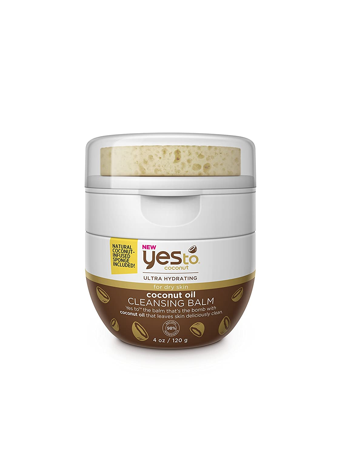 Yes to Coconut Cleansing Balm 1022792