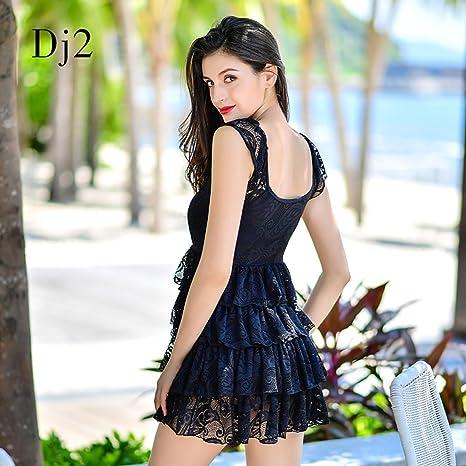 Amazon.com: cbebou marca Sexy negro traje de baño de una ...