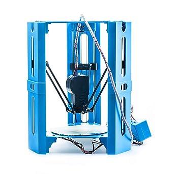 Mini DIY Impresora 3D de escritorio 1.75mm Filamento de alta ...